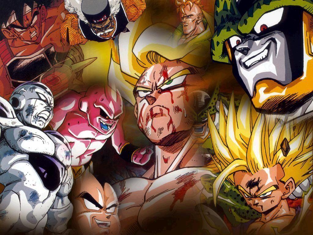 Dragon Ball Z HD Wallpapers Backgrounds Wallpaper | Жемчуг ...