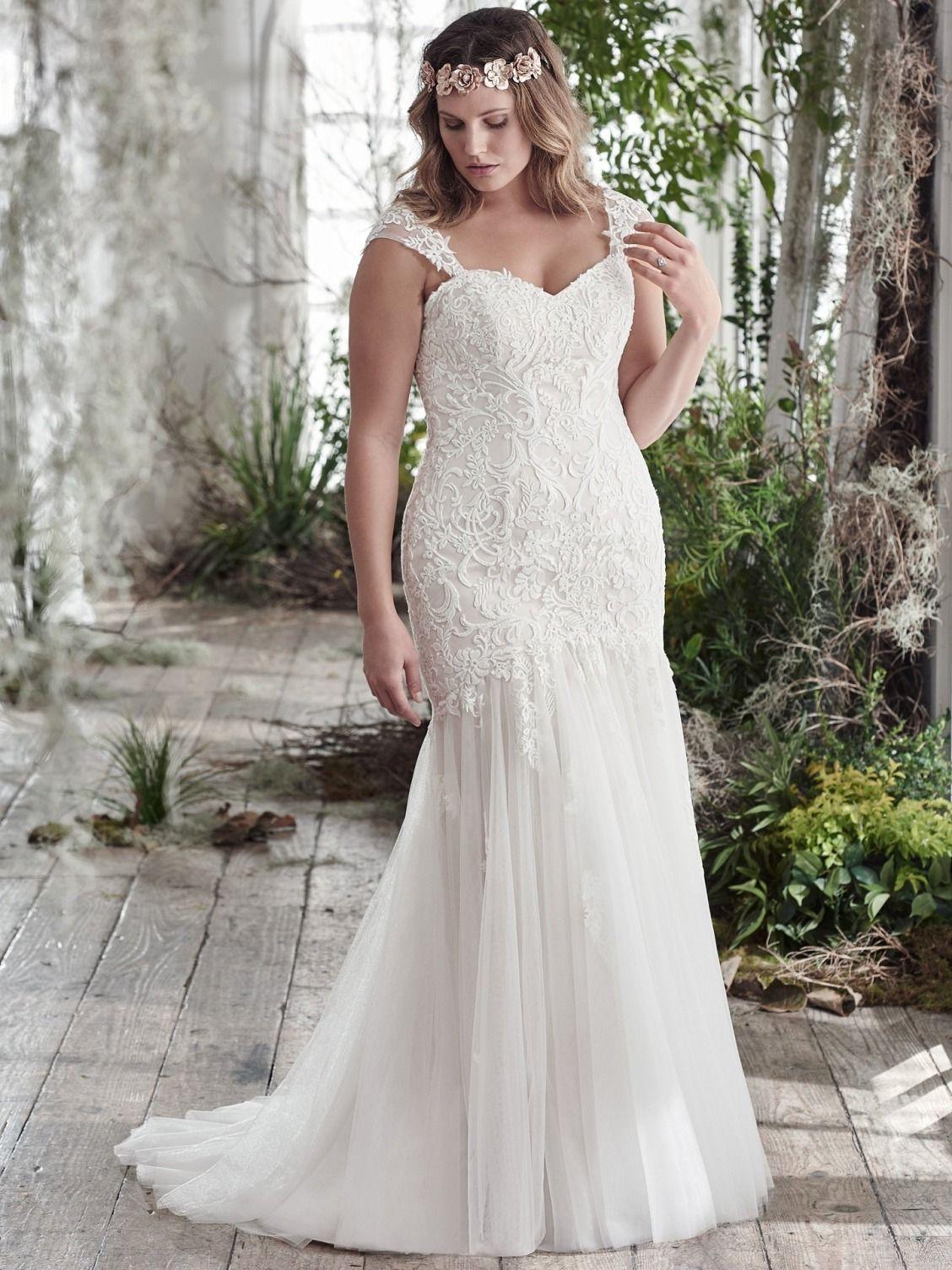 AZURA by Maggie Sottero Wedding Dresses | Plus Size Wedding ...