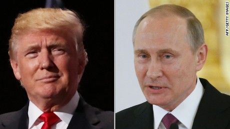 Donald Trump said Sunday that Russian President Vladimir Putin won't make a military move into Ukraine -- even though Putin already has done just that, seizing the…