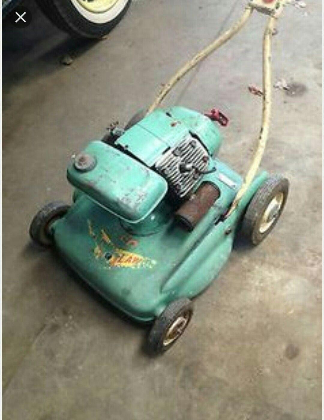 1959 Reo Pivotrim Rotary Lawn Mower Vintage Tractors Lawn Mower