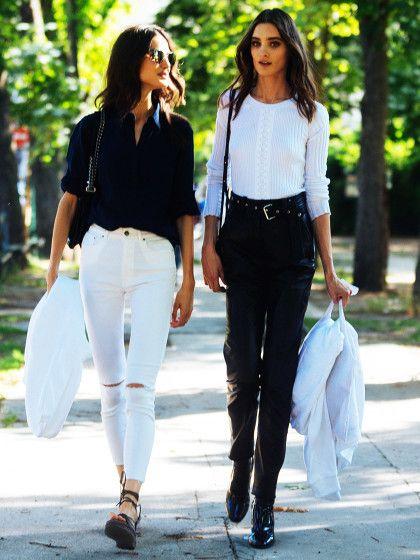Hoch hinaus  So kombiniert ihr eure High Waist Jeans Classic Looks, Jean  Jean, 18e18f7574