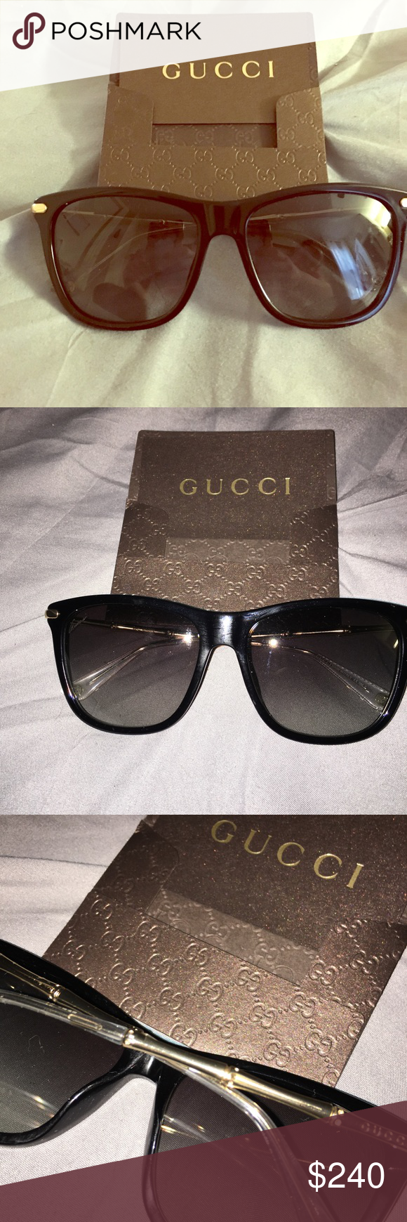 ac03e7c92e5 Gucci Women s Sunglasses! BRAND NEW! Gucci Sunglasses!