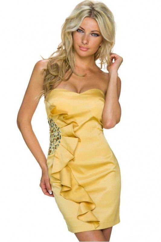 Plesové šaty krátké - In oblečení  2a64408f5eb