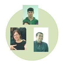 Grupo PRESENTACIÓN. Daniel, Lara e Gabino.