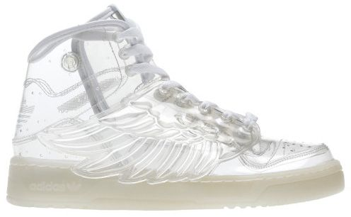 """big sale 2cad0 68488 adidas Originals JS Wings """"Clear"""". adidas Originals JS Wings """"Clear"""" Adidas  Jeremy Scott Wings, Wing Shoes ..."""