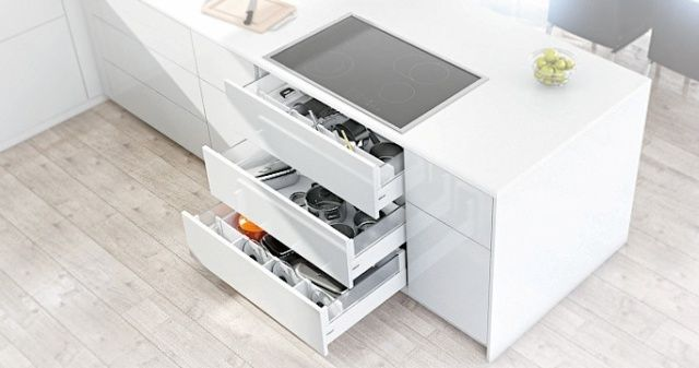 Ergonomiczna Kuchnia Jak Ja Zaprojektowac Nowoczesne Kuchnie Projekty Forum Meble Kuchenne Kuchn Base Cabinets Kitchen Accessories Kitchen Planner