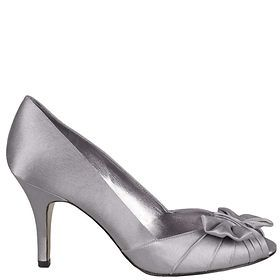 Satin Shoes by Nina Shoes
