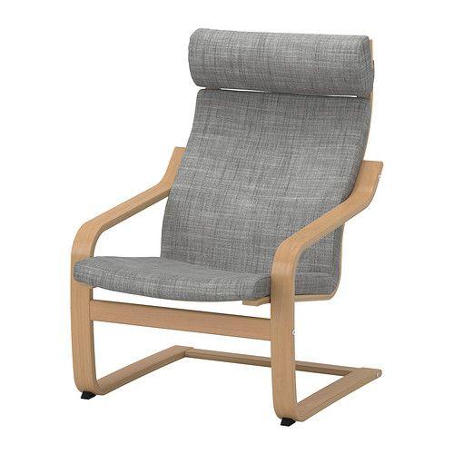 Ikea sessel isunda grau  POÄNG Sessel - Isunda grau, Eichenfurnier - IKEA | Einrichtung ...