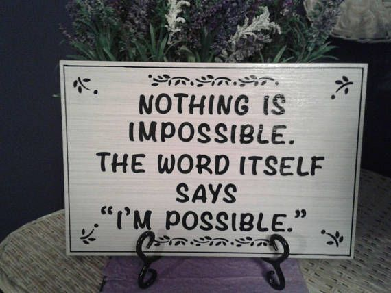 Inspirational Quote on Ceramic Tile | Worth Reading | Pinterest ...