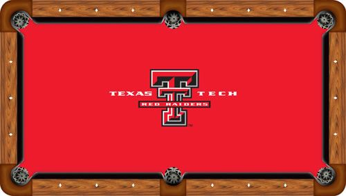 Texas Tech Replacement Pool Table Felt In His Man Cave Pool Table Felt Man Cave Lubbock House