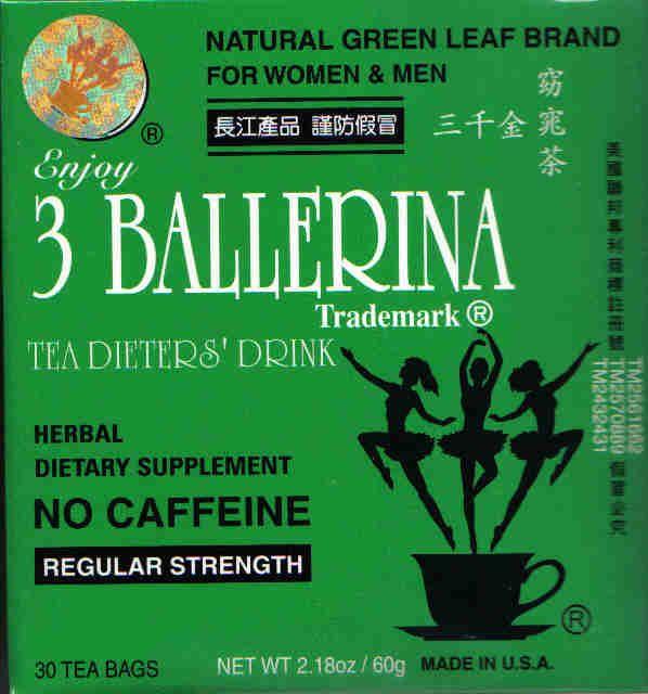 Mi a balerina tea? Fogyás, előnyök és hátrányok