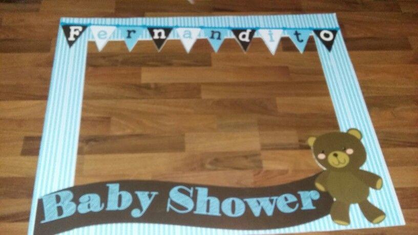 16 Cuadros para baby shower