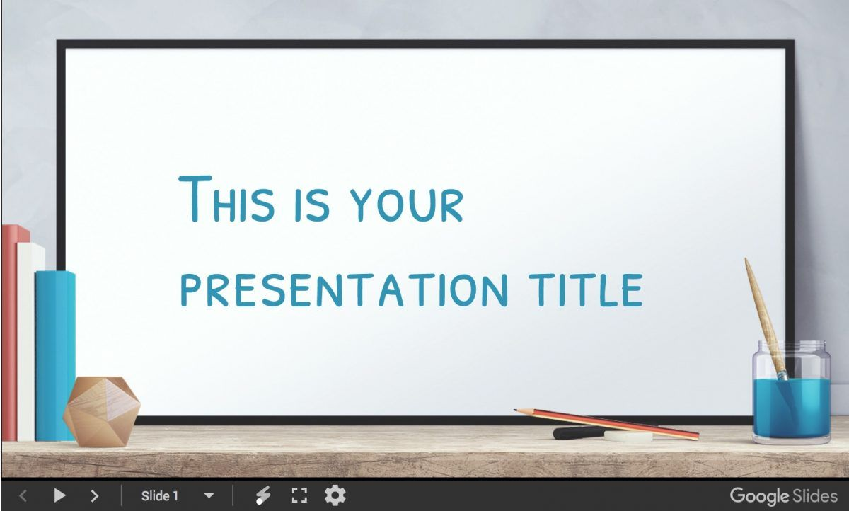 free google slides templates for teachers free presentation