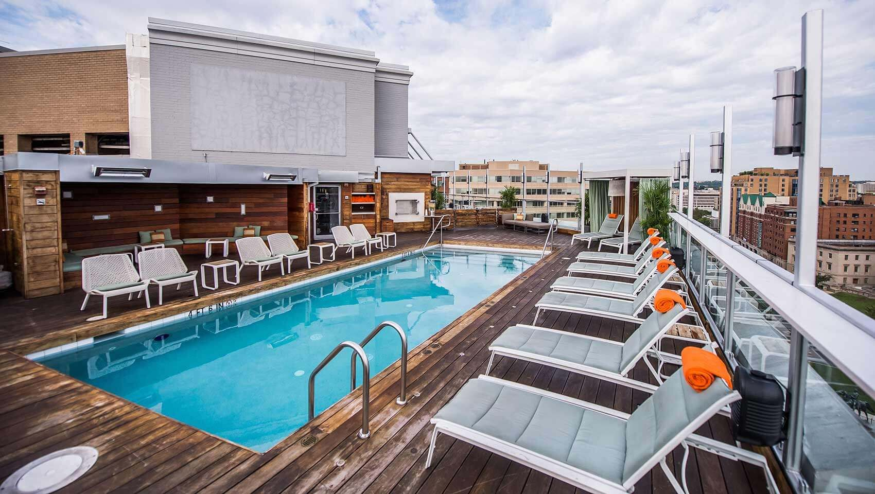 Some Of The Best Rooftop Swimming Pool Design Ideas Rooftop Pool Swimming Pool House Pool