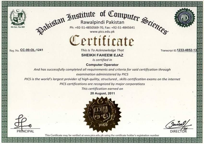 image result for 6 month degree certificate