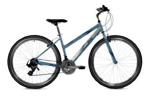 Buy Cheap Jeep Compass Hybrid 700c Ladies Bike Bicycle 16 Frame