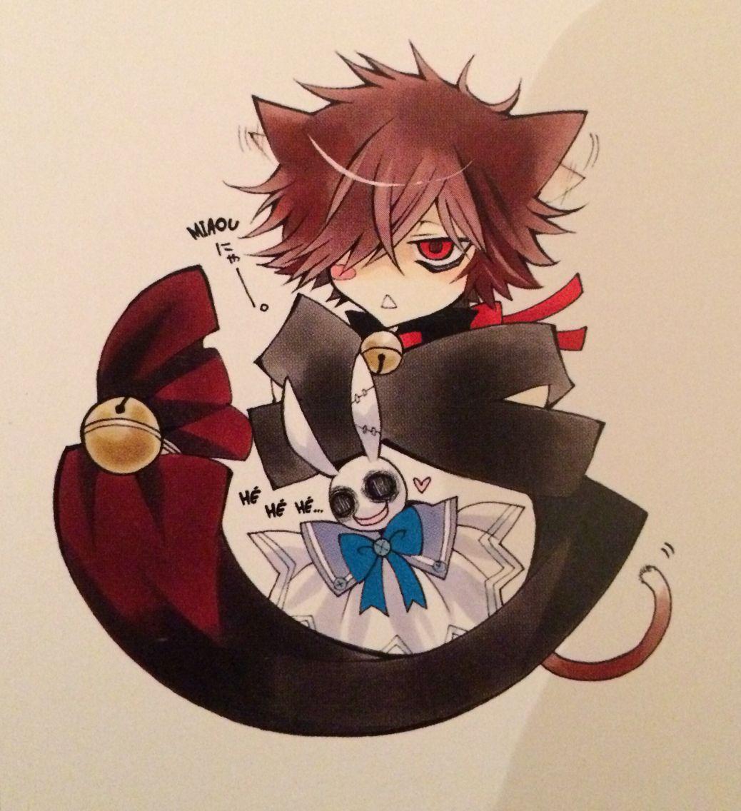 Le chat du Cheshire - Pandora Hearts