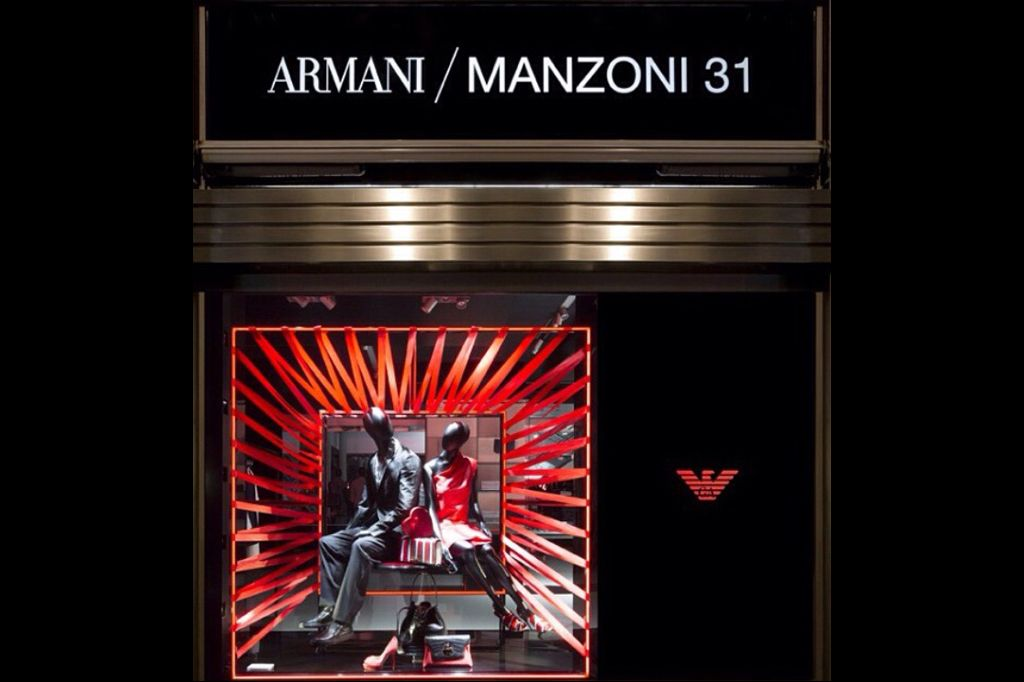 San Valentino Armani 2015