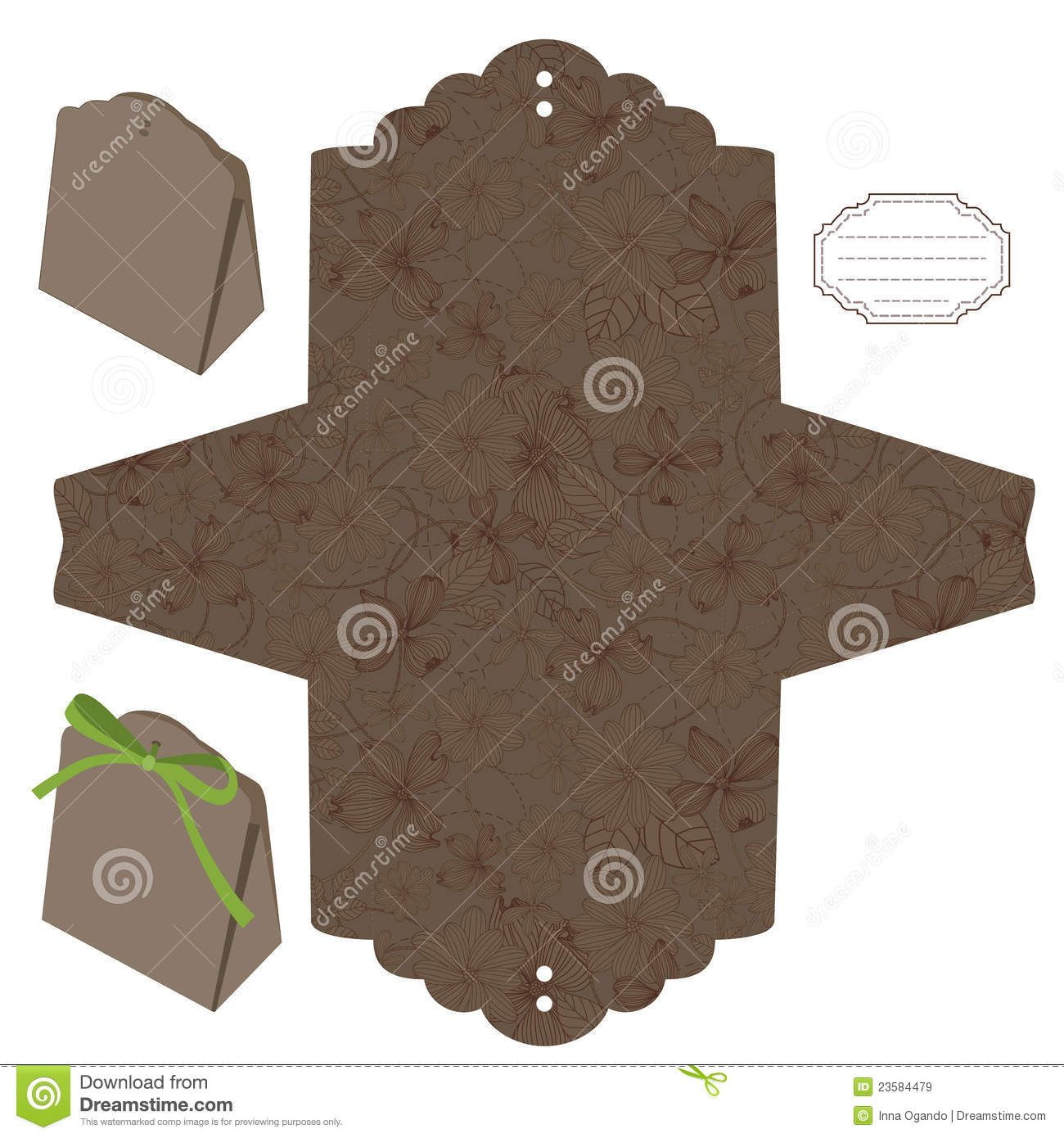 Die Cut Box Templates Free Great Deals And Ideas At Www.die Cut   Gift Box Templates Free Download