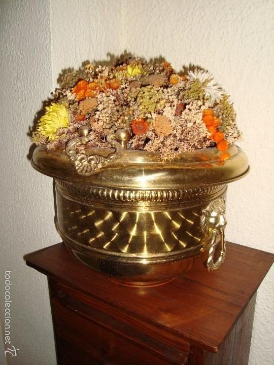 Resultat du0027imatges de centro de mesas con flores secas Arreglos de - flores secas