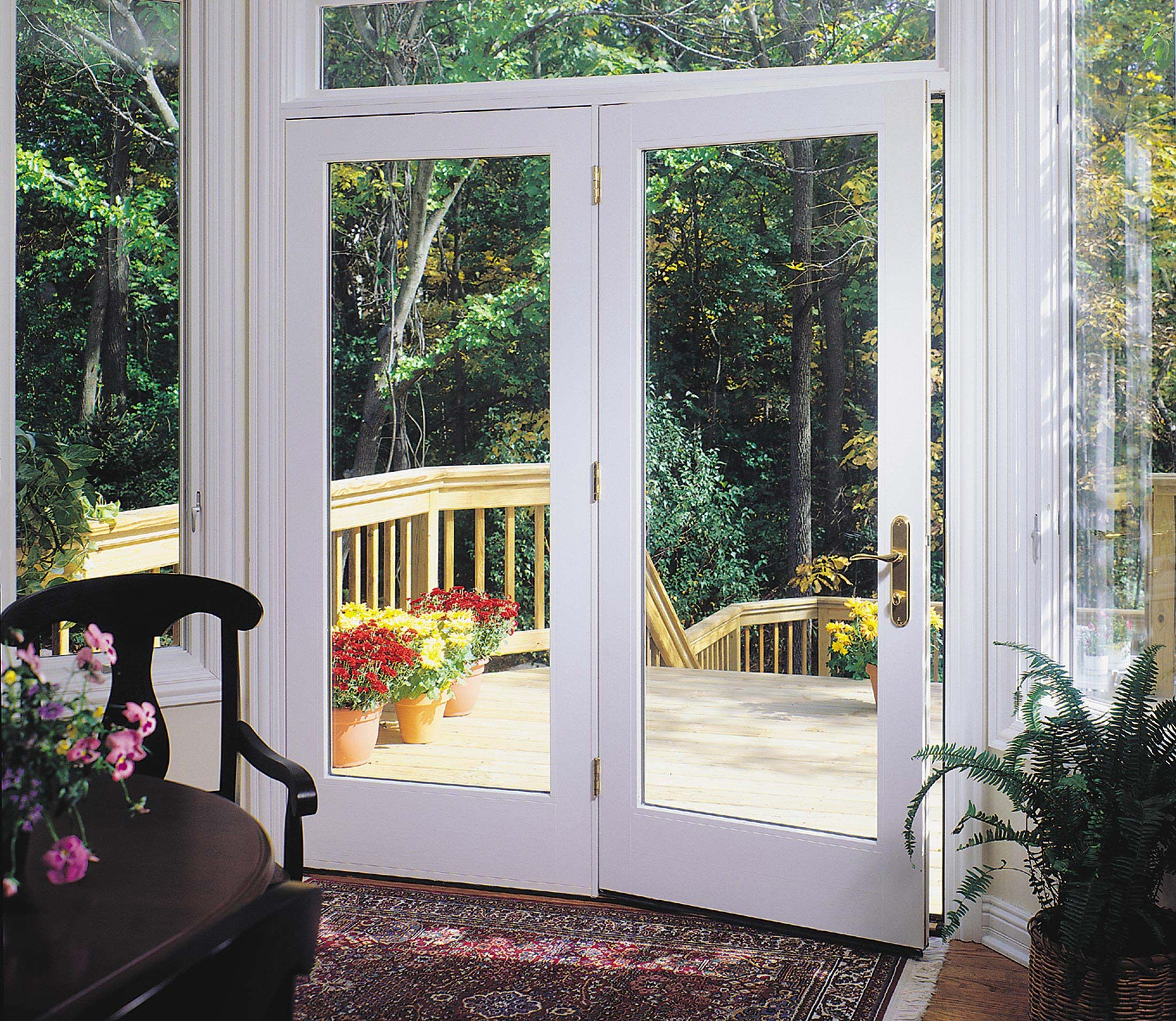 Pella Proline 450 Series Hinged Patio Door Pella Com