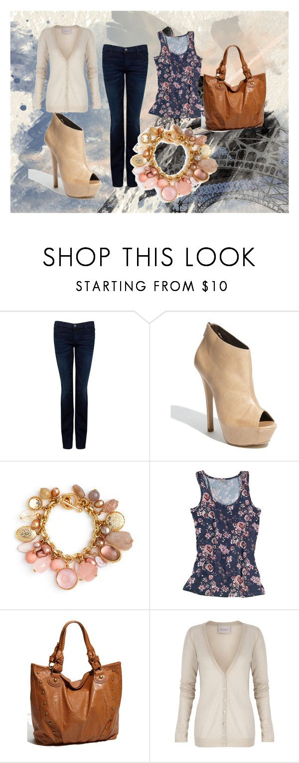 """""""Untitled #4"""" by janelleyy ❤ liked on Polyvore featuring Behance, Goldsign, Steve Madden, Stephen Dweck, BP. and Nude"""