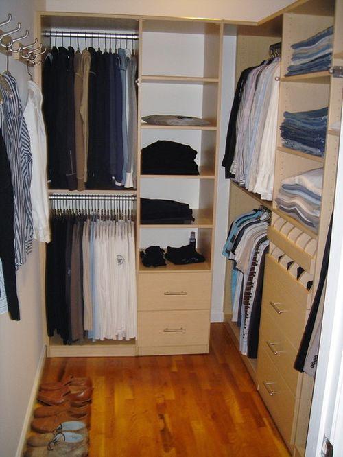 гардеробная 2 кв метра дизайн фото 7