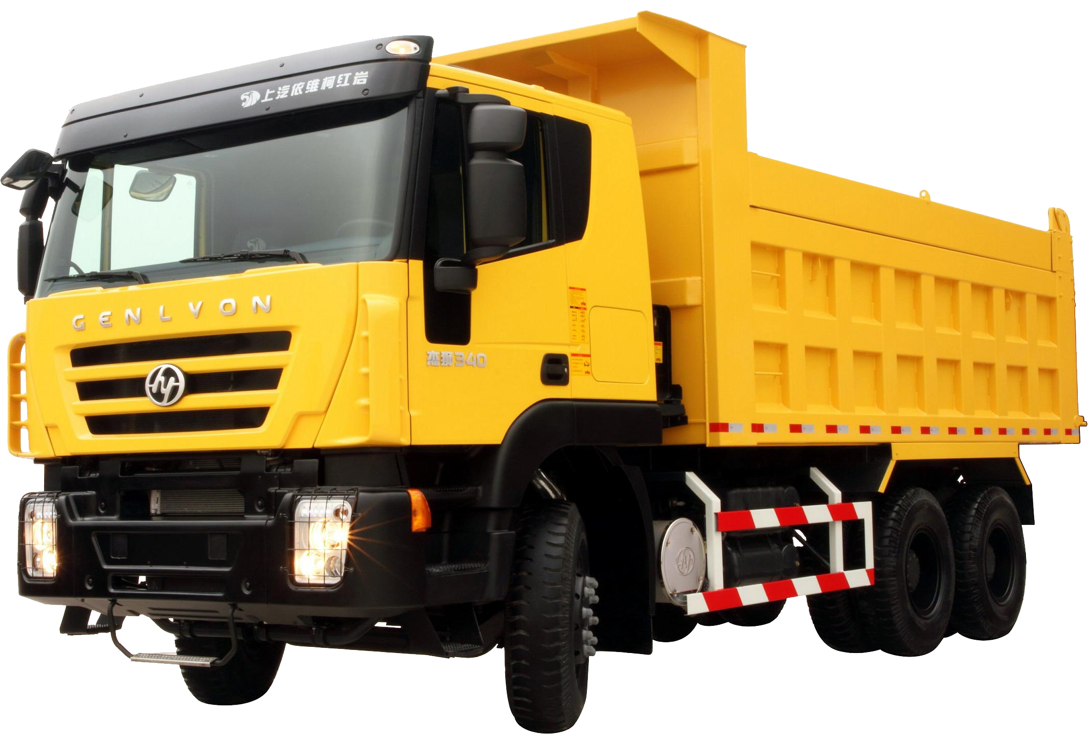Truck transparent image