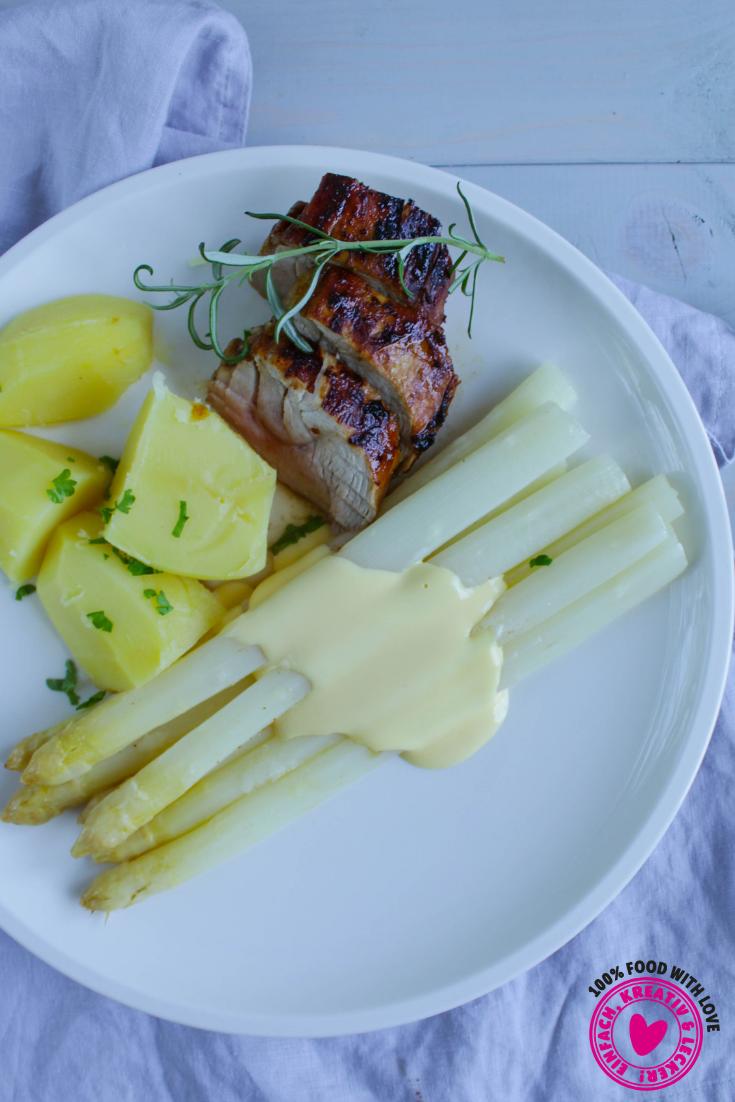 Ofenspargel - super aromatisch #steakfajitarecipe