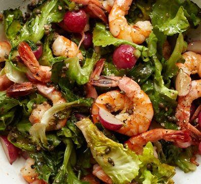 Bikini shrimp salad