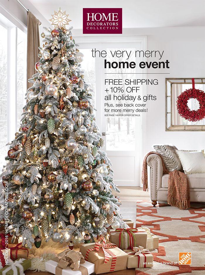 Holiday 2016 Home Decor Catalogs Home Decorators Collection Decor
