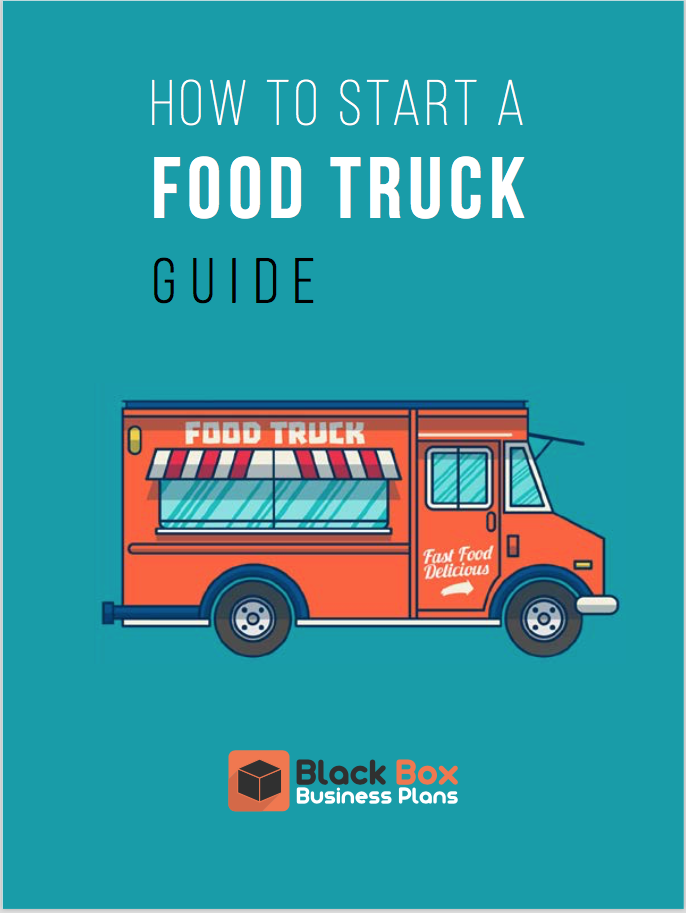 Click Below To View Some Samples Pages Of The Food Truck Company - Business plan template for pages