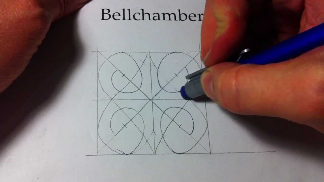 how to draw celtic knots for beginners