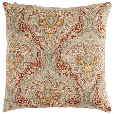 Oversized Jacquard Damask Pillow Damask Pillows Damask