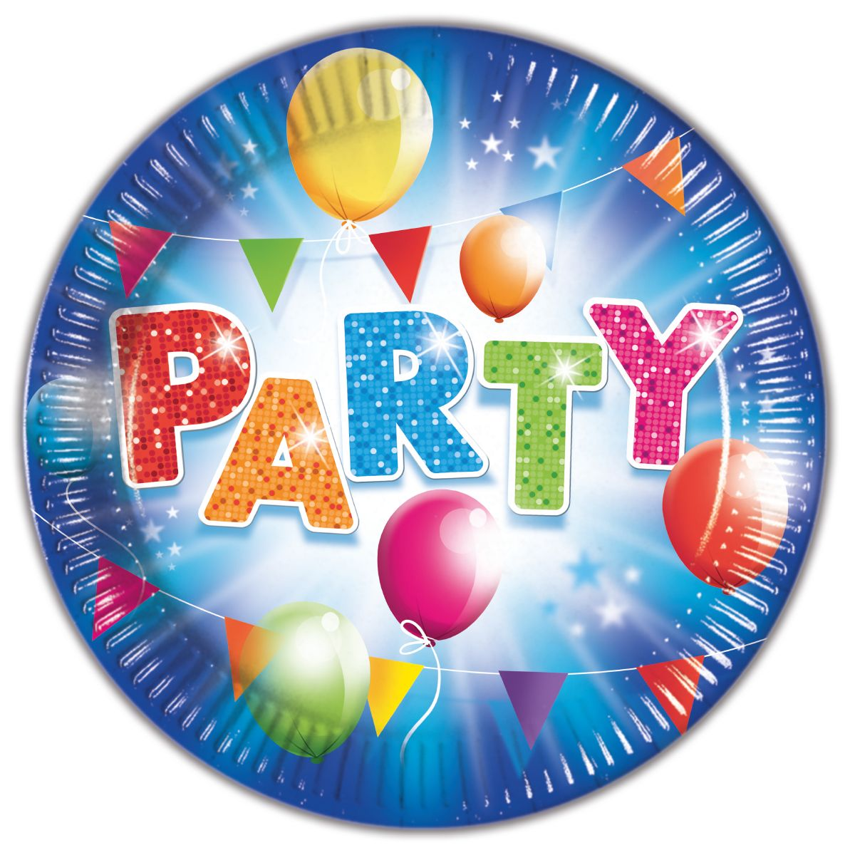 Party-lautanen
