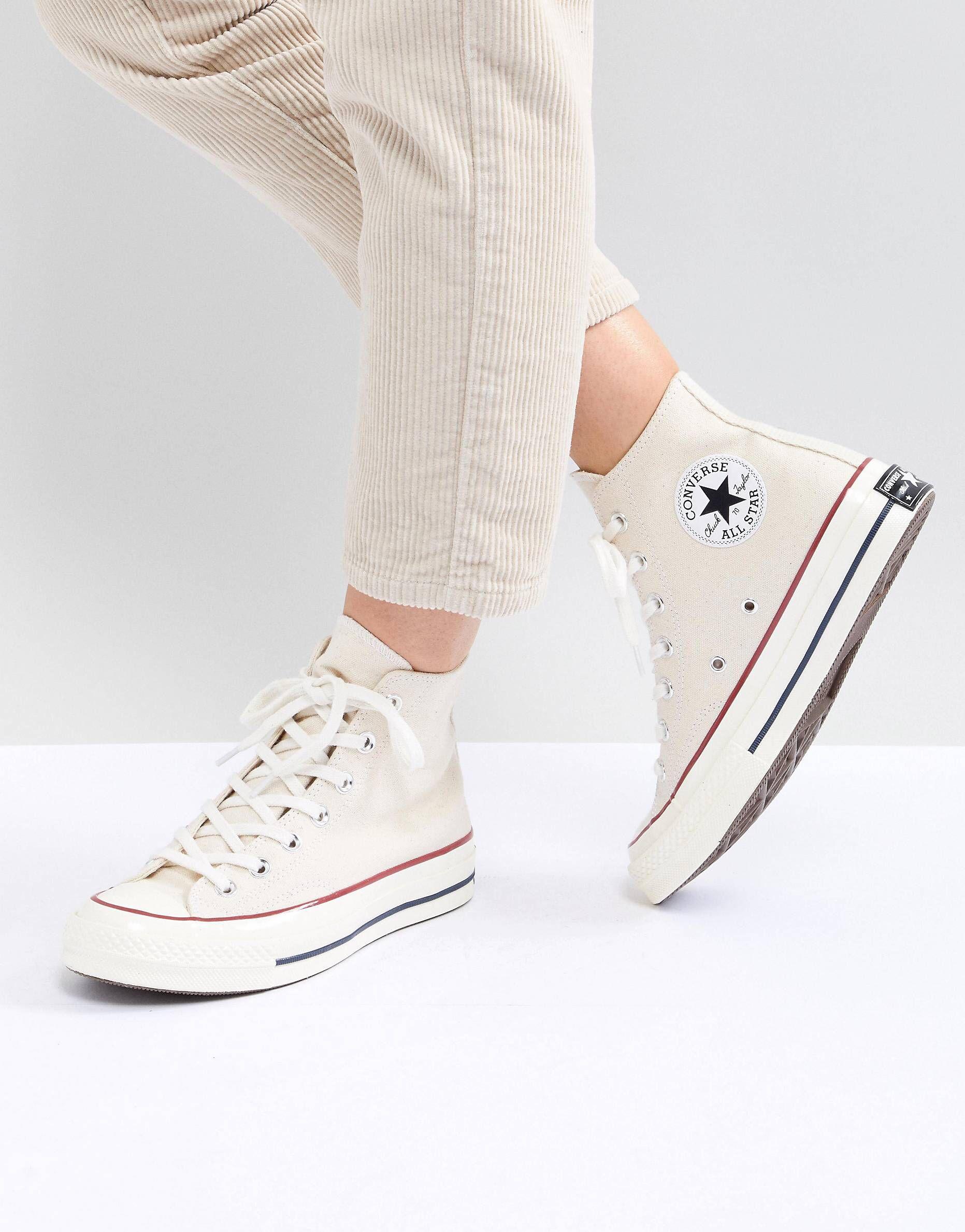 Converse Sneaker Cream Beige