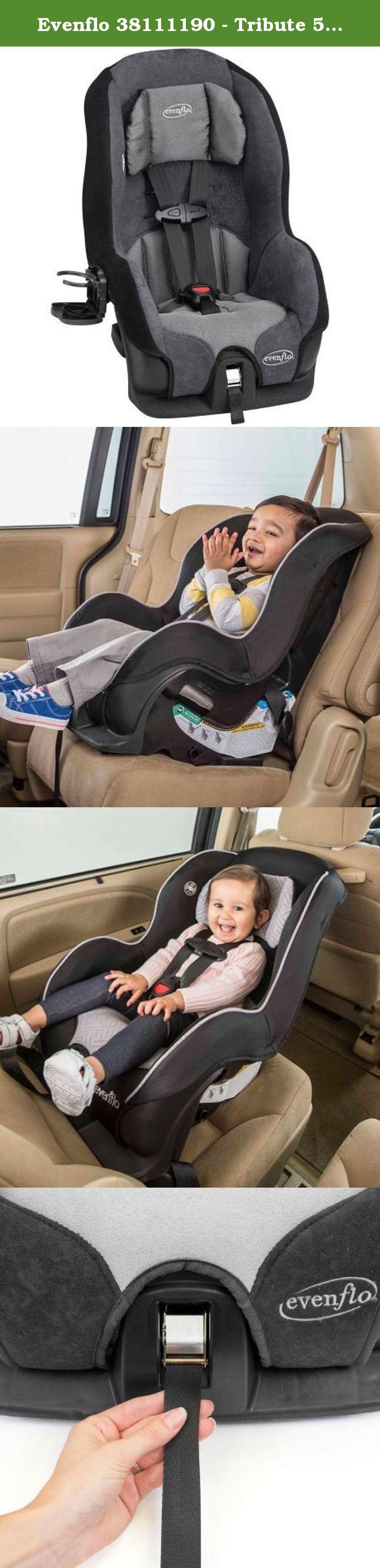 Tribute 5 DLX Convertible Car Seat