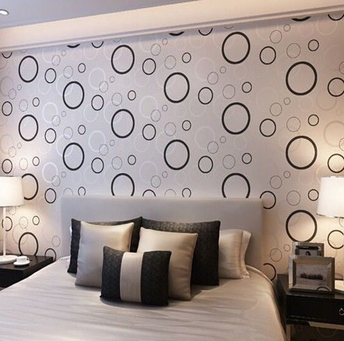 Ramaikan suasana interior bangunan dengan wallpaper kami yang