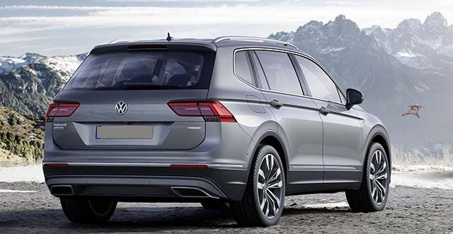 2020 Vw Tiguan Allspace Concept Cars Group Pins Car Volkswagen