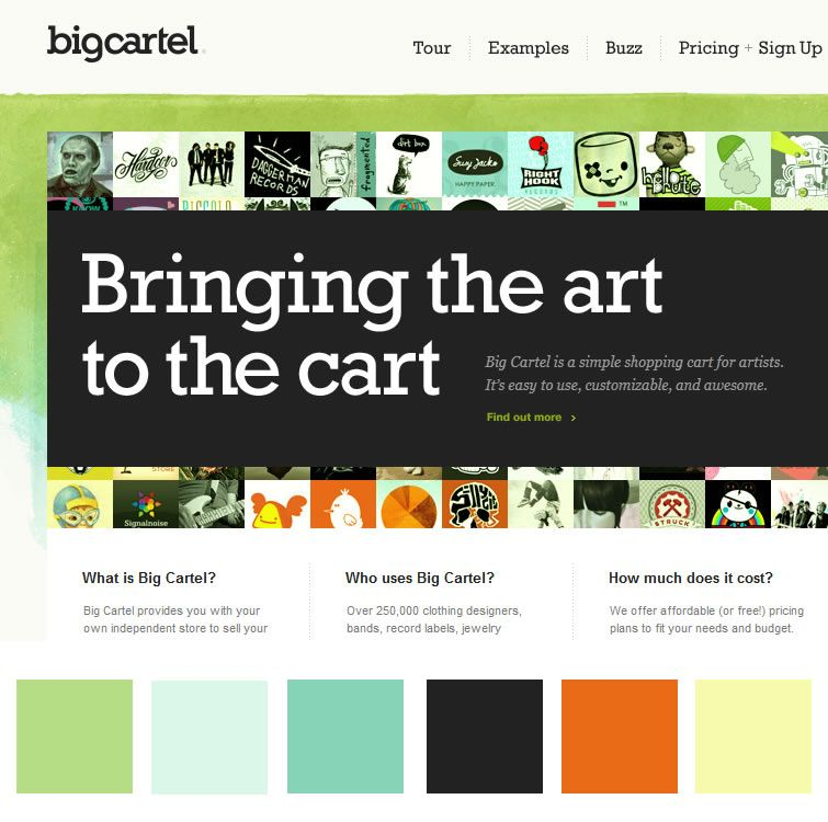 ab7128c335af Easy Online Stores for Artists and Makers