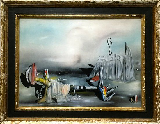 Image result for yves tanguy les survenants