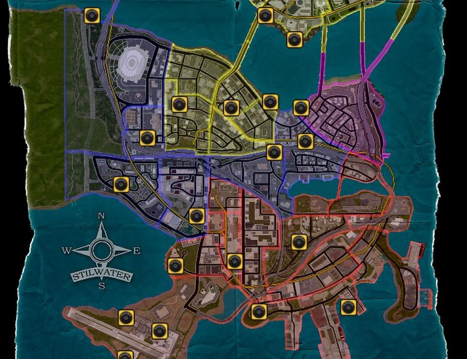 World map inspiration (Saints Row) | Explosive Alan | Saints ... on saints row 2 cd map, saints row 3 cd locations map, saints row symbol, saints row cd locations and tag, saints row cd locations interactive map, saints row 1cd locations, saints row 2 secret locations, saints row 2 museum gift shop,