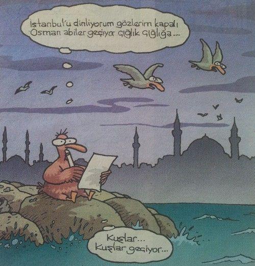 Istanbulu Dinliyorum Gozlerim Kapali