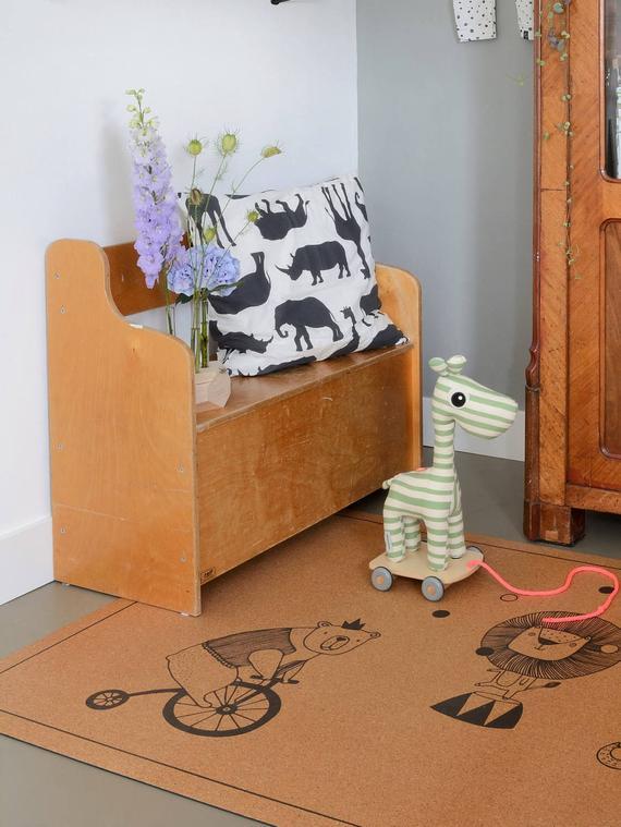 Baby S Rug For Neutral Modern Nursery