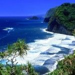 I would enjoy visiting ... Hawaii~drinking malibu rum, and soakin up the sunshine