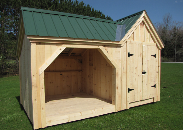 Firewood Storage Shed Garbage Can Storage Shed Diy Shed Plans Firewood Shed Building A Shed