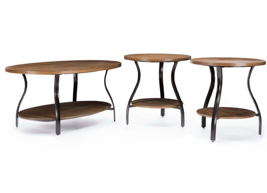 Kieron 3 Piece Table Set Table Table Settings Furniture Sets