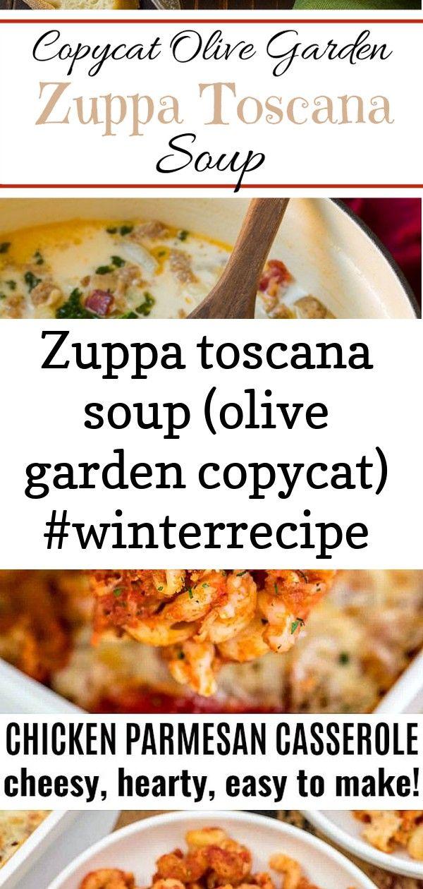 Zuppa toscana soup (olive garden copycat) #winterrecipe #soup 6 #zuppatoscanasoup
