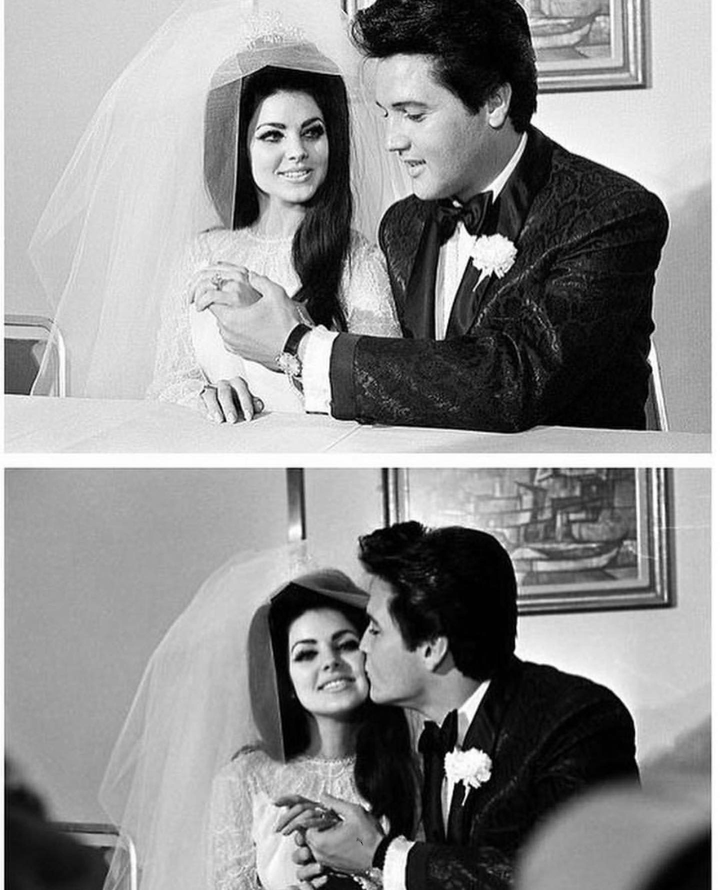 Elvis Presley S Wedding Day Gana Dinero En Internet En Andigarcia Com Celebrities Fotosantiguasdeespana Actoresdominicanos Famousamos Teamactor En 2020