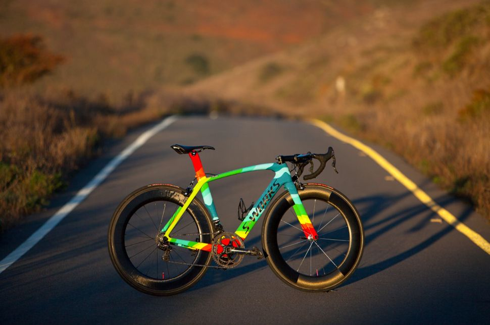 Dope Pedaler - Clean Build:Garrett Chow's Specialized Concept...